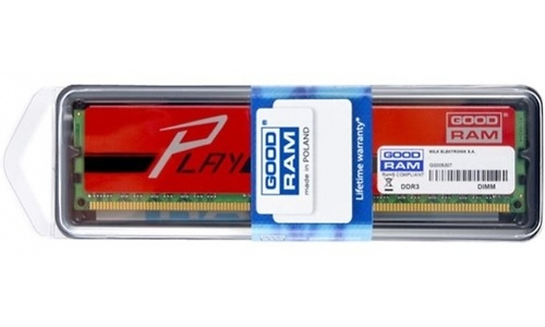 Goodram Play Red 8GB DDR3-1600 CL9