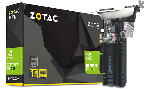 Zotac GeForce GT 710 Zone Edition 1GB