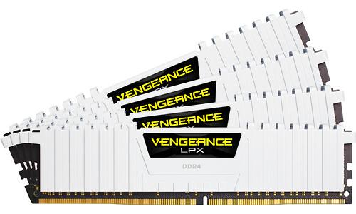 Corsair Vengeance LPX White 64GB DDR4-2666 CL16 quad kit