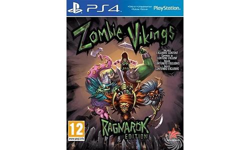 Zombie Vikings, Ragnarök Edition (PlayStation 4)