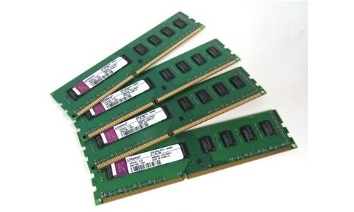 Kingston ValueRam 32GB DDR4-2400 CL17 ECC Registered quad kit