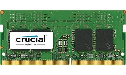 Crucial 16GB DDR4-2400 CL17 Sodimm