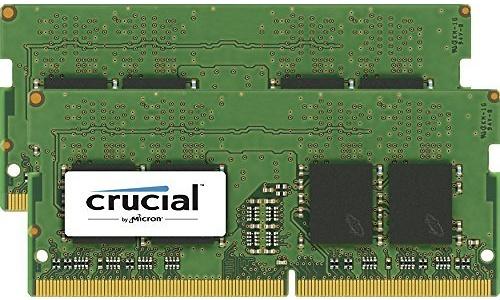 Crucial 8GB DDR4-2400 CL17 kit Sodimm
