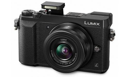 Panasonic Lumix DMC-GX80 12-32 kit Black