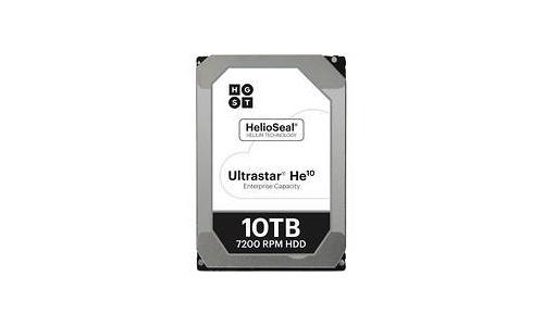 HGST Ultrastar He10 10TB (512e, 0F27452)