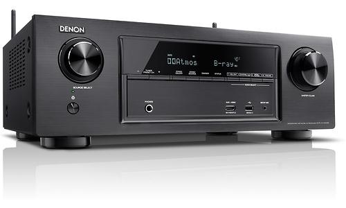 Denon AVR-X1300W Black