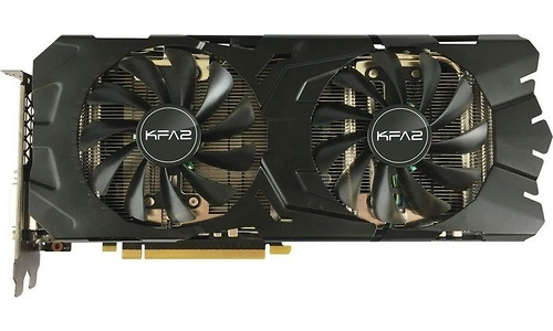 KFA2 GeForce GTX 1080 EX OC 8GB