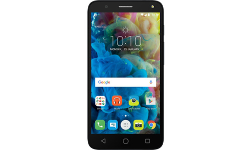 Alcatel One Touch POP 4 Silver (dual sim)