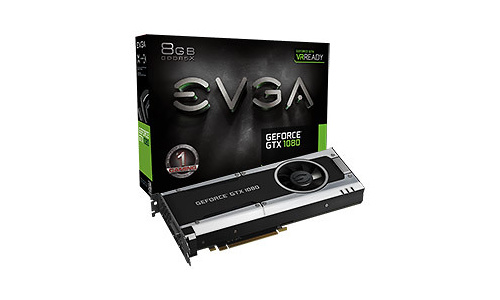 EVGA GeForce GTX 1080 8GB