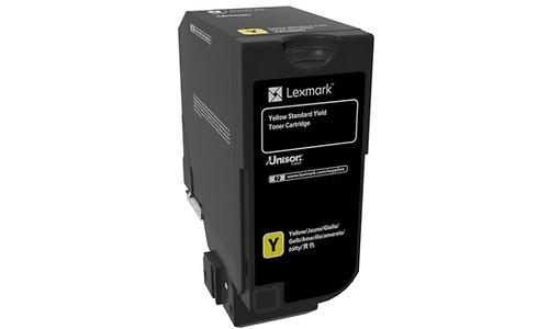 Lexmark 74C0S40 Yellow