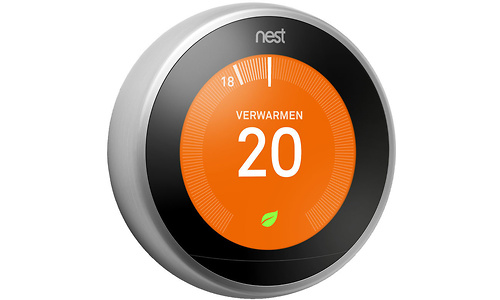 Nest Learning Thermostat V3 Silver