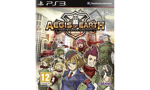 Aegis of Earth: Protonovous Assault (PlayStation 3)