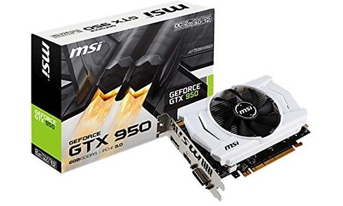 MSI GeForce GTX 950 2GB