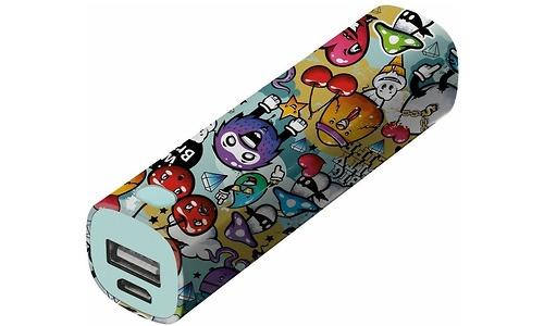 Trust UrbanRevolt PowerStick 2600 Graffiti Objects