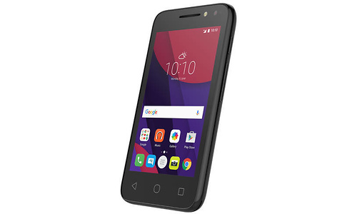 Alcatel Pixi 4-5 Black (dual sim)