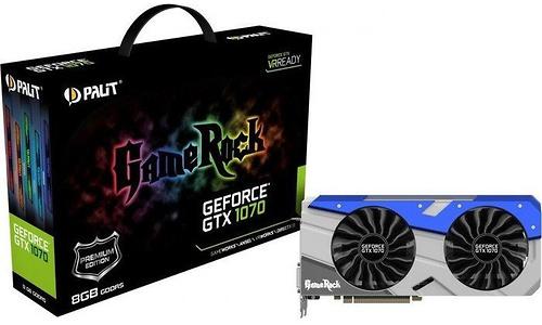 Palit GeForce GTX 1070 GameRock Premium 8GB