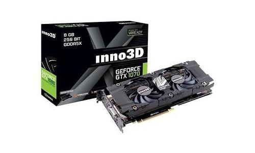 Inno3D GeForce GTX 1070 Twin X2 8GB