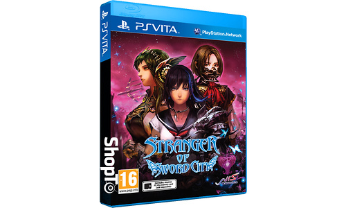 Stranger of Sword City (PlayStation Vita)