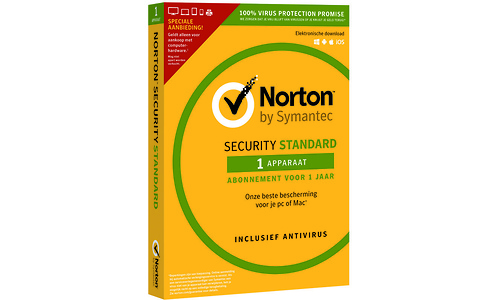 Symantec Norton Security Standard 3.0 Attach