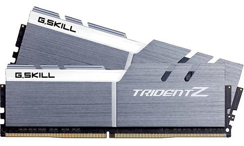 G.Skill Trident Z White/Silver 16GB DDR4-3200 CL16 kit