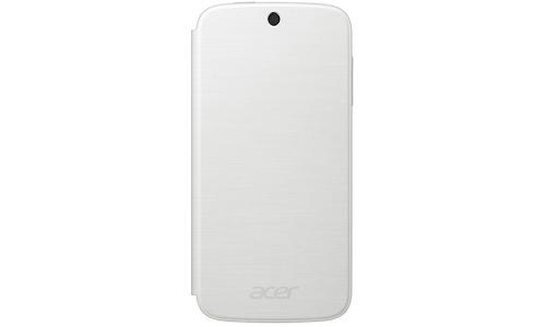 Acer Liquid Z330 Flip Cover White