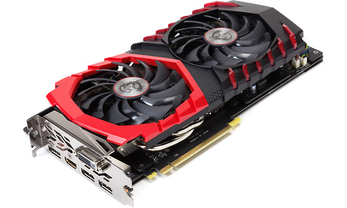 MSI GeForce GTX 1060 Gaming X 6GB