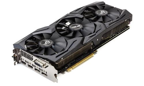 Asus Radeon RX 480 Strix OC 8GB