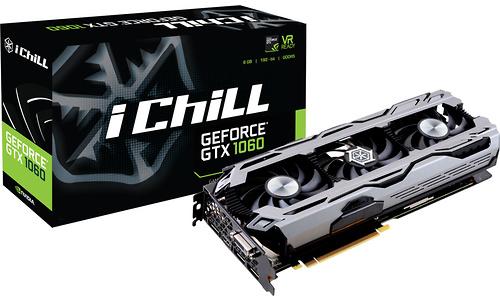 Inno3D GeForce GTX 1060 iChill X3 6GB