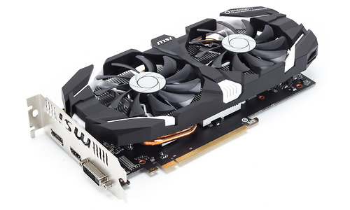 MSI GeForce GTX 1060 OC 6GB