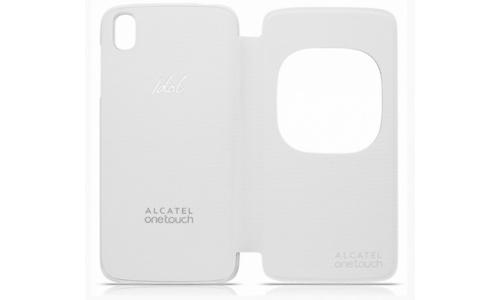 Alcatel Flip Cover for Idol 3 4.7 White