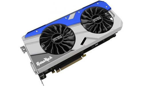 Palit GeForce GTX 1070 GameRock G-Panel 8GB
