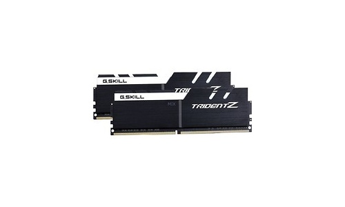 G.Skill Trident Z Black/White 32GB DDR4-3200 CL16 kit