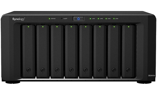 Synology DiskStation DS1815+ 64TB