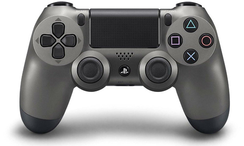Sony DualShock 4 Controller Steel Black PS4