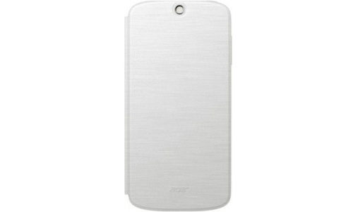 Acer Liquid Zest Flip Cover White