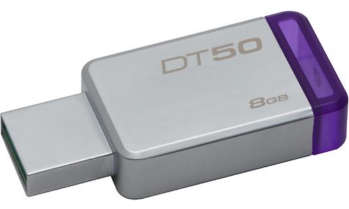 Kingston DataTraveler DT50 8GB Purple