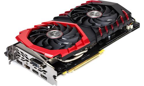 MSI GeForce GTX 1060 Gaming X 3GB