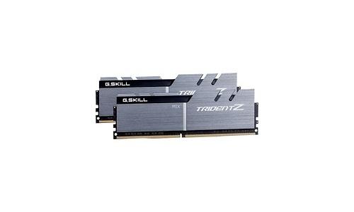G.Skill Trident Z Black/Silver 32GB DDR4-3333 CL16 kit