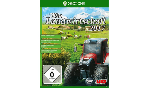 Professional Farmer 2017 (Xbox One)