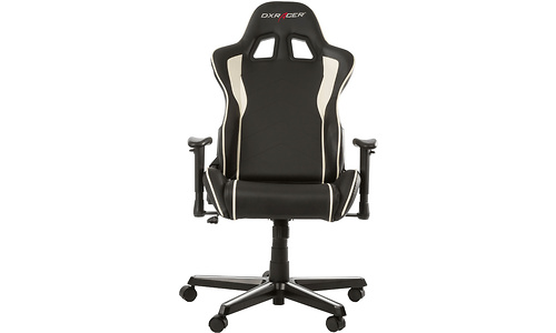 DXRacer Formula Gaming Chair Black/White (OH/FL08/NW)