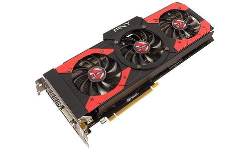 PNY GeForce GTX 1080 XLR8 Gaming OC 8GB