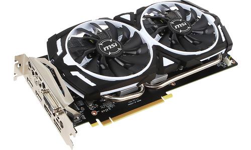 MSI GeForce GTX 1060 Armor V1 OC 6GB