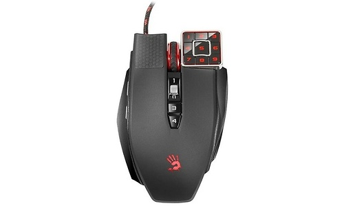 A4Tech Commander ML16 Gaming Mouse Black/Red