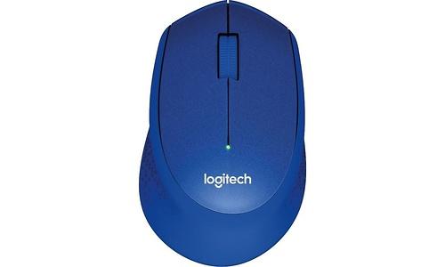 Logitech M330 Silent Plus Blue