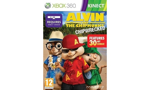 Alvin and the Chipmunks: Chipwrecked (Xbox 360)