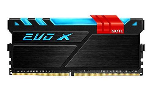 Geil Evo X 16GB DDR4-3000 CL15 kit
