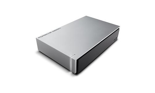 LaCie Porsche Design 4TB Silver