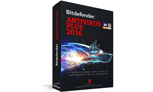Bitdefender Antivirus Plus 2016 3-user 2-year