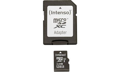 Intenso Premium MicroSDXC UHS-I 128GB + Adapter