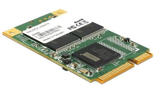 Delock Mini PCIe mSata 8GB